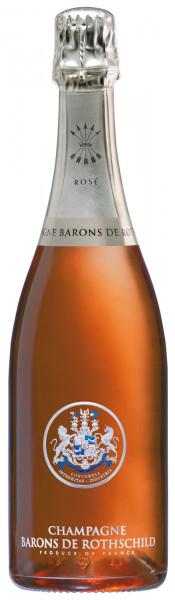Barons De Rothschild (Lafite) Rosé Champagne