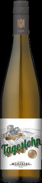 Weingut Münzberg Tageslohn Riesling