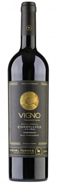 Miguel Torres Chile Cordillera Vigno Old Vines Carignan