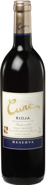 6 x 2015 Cune Rioja Tinto Reserva Bodegas CVNE Rioja