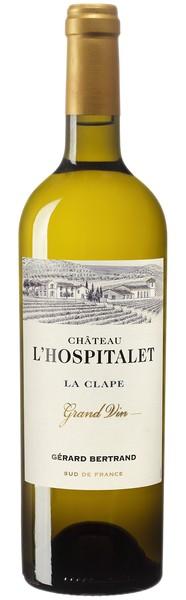Gérard Bertrand Château L'Hospitalet La Clape Grand Vin Blanc