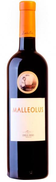 3 x 2017 Emilio Moro - Malleolus - D.O. Ribera del Duero
