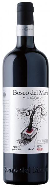Bosco Del Merlo Vineargenti Rosso Risèrva