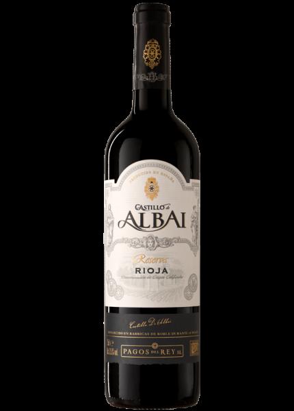 6 x 2015 Castillo de Albai Reserva Rioja D.O.Ca.