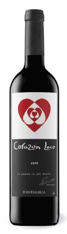 2018 Corazon Loco Tinto - La Pasión va por Dentro - Bodegas Iniesta Castilla V.d.T.