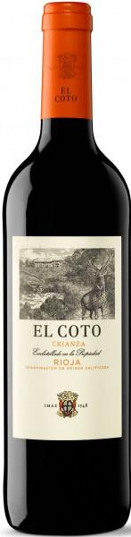 2016 El Coto Crianza , Rioja D.O.C.