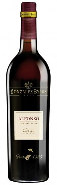 González-Byass Alfonso Oloroso seco