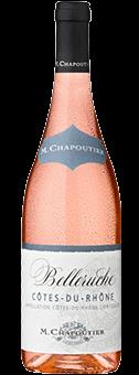 M. Chapoutier Belleruche Côtes-du-Rhône Rosé AOC