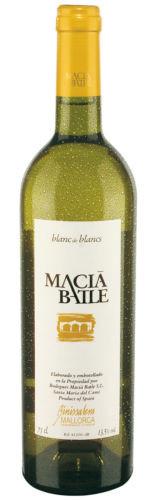 2019 Macia Batle Blanc de Blancs Mallorca Vi de la Terra