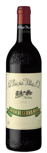 2 x 2011 La Rioja Alta Rioja Gran Reserva 904