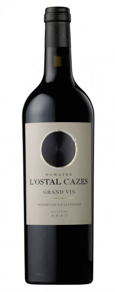 L'Ostal Cazes Grand Vin Minervois La Livinière