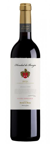 Heredad de Baroja Cuvée Especiale Rioja D.O. Ca.