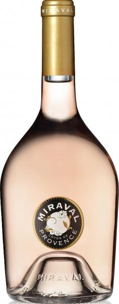2019 Miraval Côtes de Provence Rosé AOC CHATEAU MIRAVAL Magnum
