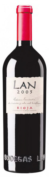 3 x 2017 LAN Edicion Limitada , Bodegas Lan , Rioja D.O.C.