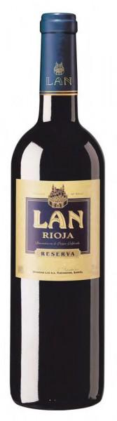 6 x 2014 LAN Reserva Bodegas Lan , Rioja D.O.C