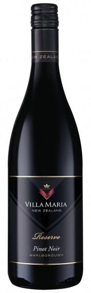 Villa Maria Reserve Pinot Noir Marlborough Neuseeland