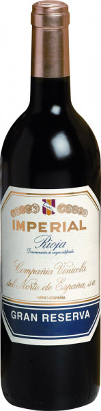 3 x 2014 Imperial Rioja Gran Reserva Bodegas Cvne