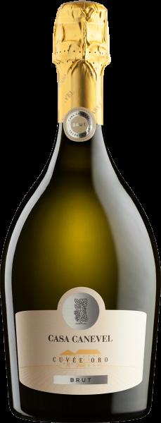 Canevel Cuvée Oro Brut Spumante