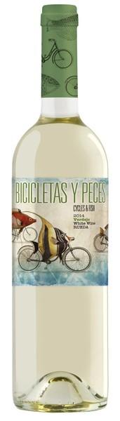 2018 Bicicletas y Peces Verdejo Rueda DO