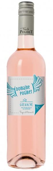 Domaine Pugibet Grenache Roséwein IGP Pays de l'Herault