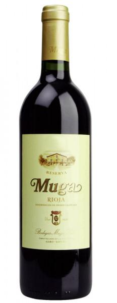 6 x 2016 Muga Reserva Bodegas Reserva Rioja DOC