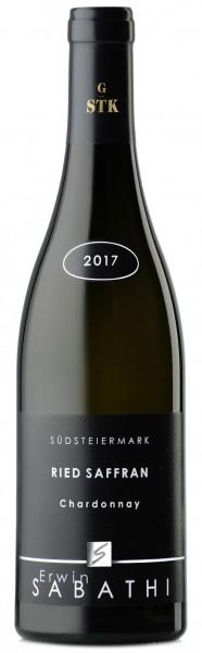 Erwin Sabathi Ried Saffran Chardonnay