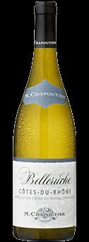 M. Chapoutier - Belleruche Blanc - Côtes-du-Rhônes AOC