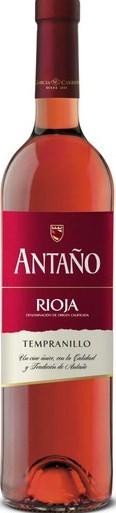 6 x 2018 Antaño Rioja Tempranillo Rosado D.O.CA Rioja