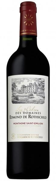 Baron Edmond De Rothschild Les 3 Cèdres Montagne-Saint-Émilion