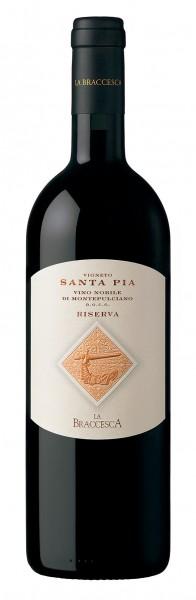 La Braccesca Vigneto Santa Pia Riserva