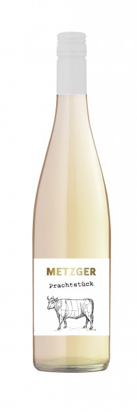 Weingut Metzger Prachtstück Blanc de Noirs trocken