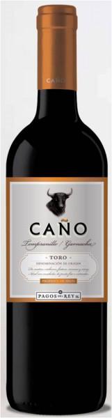 2019 Cano Tinto Tempranillo Garnacha Toro D.O. Pagos del Rey