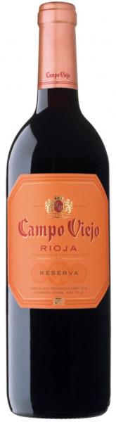 6 x 2015 Campo Viejo Reserva Rioja D.O. C.
