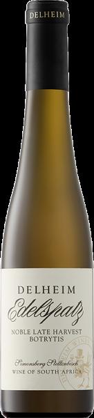 Delheim Edelspatz Late Harvest 0,375l-Flasche, Simonsberg-Stellenbosch