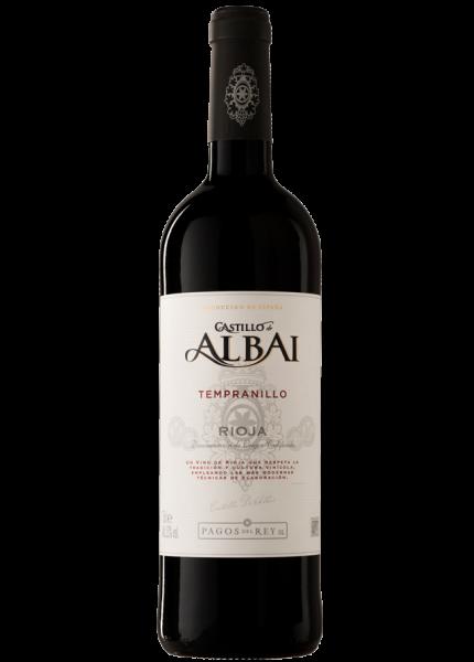 2018 Castillo de Albai Tempranillo D.O.Ca. Rioja