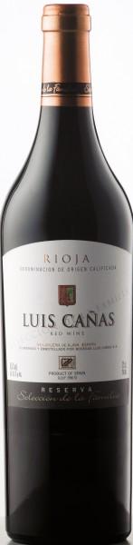 6 x 2015 Luis Canas Seleccion Reserva de Familia Rioja D.O.