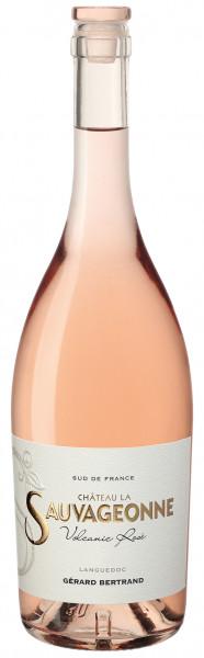 Château La Sauvageonne Volcanic Rosé