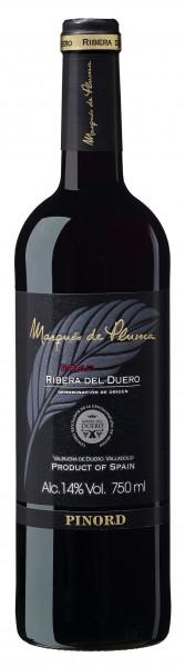 6 x 2017 Marques de Pluma Roble D.O Ribera del Duero ( PINORD )