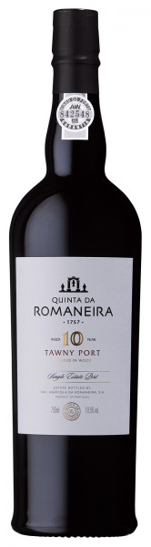 Quinta Da Romaneira Tawny Port 10 Year Old