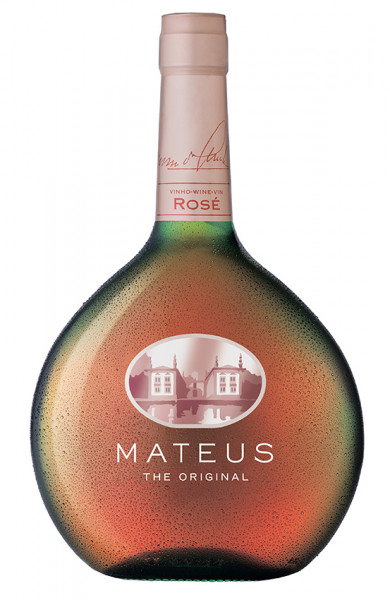 Mateus Rose Vinho de Mesa halbtrocken Portugal