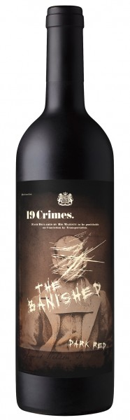 19 Crimes The Banished Dark Red