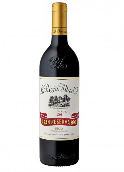 La Rioja Alta Gran Reserva 890