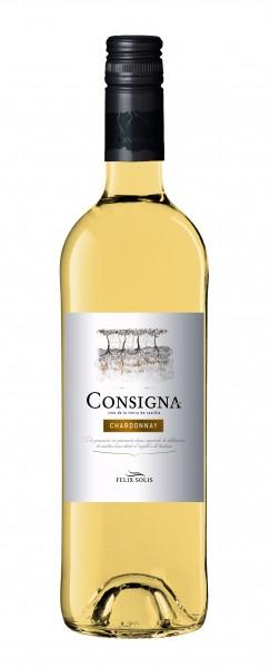 2018 Consigna Chardonnay Vinos de la Tierra de Castilla Felix Solis