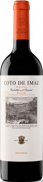 2016 El Coto Imaz Reserva , Rioja D.O.C.
