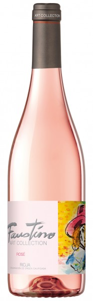 Bodegas Faustino Art Collection Garnacha Rosé