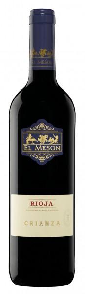 El Meson Crianza Bodegas El Meson DOCa Rioja
