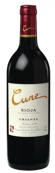 2017 Cune Rioja Tinto Crianza Bodegas Cvne