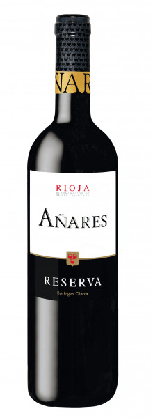 2014 Anares Reserva Bodegas Olarra Rioja DOC