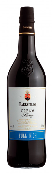 3 x Sherry Cream 17,50% vol. Bodegas Barbadillo