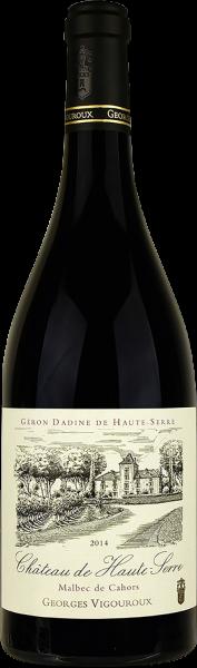 Georges Vigouroux Château De Haute-Serre Cuvée Prestige Géron Dadine